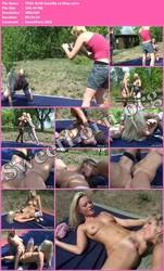 TribGirls.com TRIB-0138 Kamilla vs Nina Thumbnail